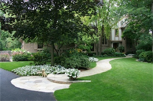 Designed By Don Fiore Company Lake Bluff Il Soon After Purchasing A Late 70s Brick Colonial House On 1 5