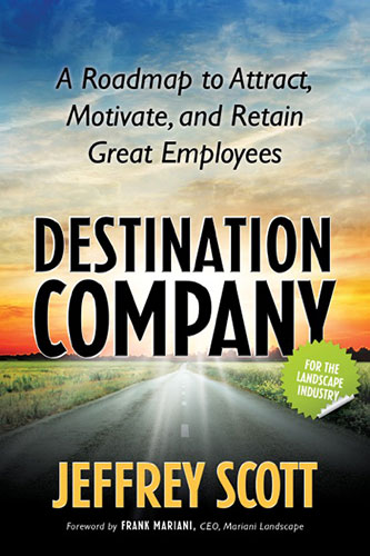 """Excerpted with permission from Scott's book, """"Destination Company,"""" due out  this spring."""