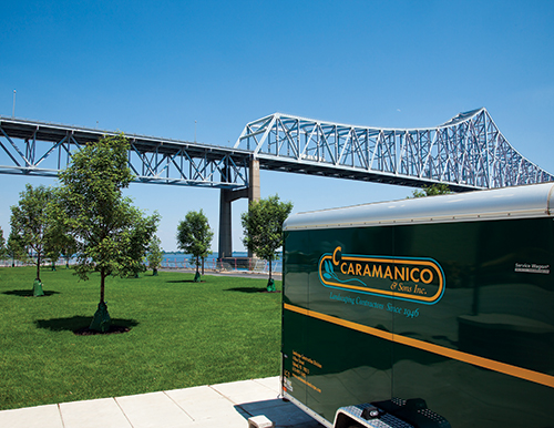 C. Caramanico & Sons, based in Upland, Pa., is transitioning its business from mostly construction to be half maintenance.