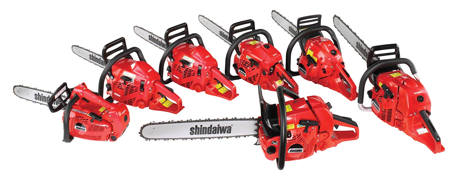 Shindaiwa Debuts Cordless Product Chainsaw Lines