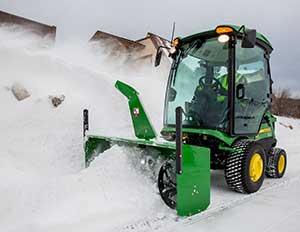 Best Snow Blowers For 2018 >> John Deere 1500 Series TerrainCut Front Mowers : Landscape Management