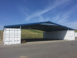 Podroof Offers New Container Roof Kits Landscape Management