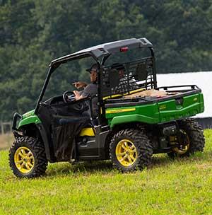 John Deere Utv >> John Deere expands crossover utility vehicle lineup