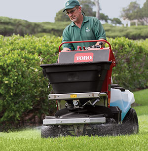 Toro Stand On Spreader Sprayer Landscape Management