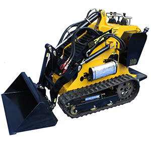 Lhd Machinery Releases New Mini Skid Steer Series