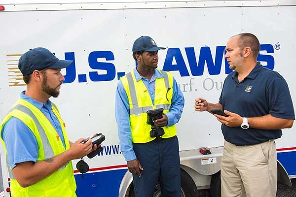 """Checklist A """"job sequencing"""" checklist ensures landscape maintenance crews perform consistently."""