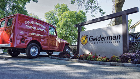 3rd gen The company was founded in 1955 by Nathan Helder's wife's grandfather, Jan Gelderman.