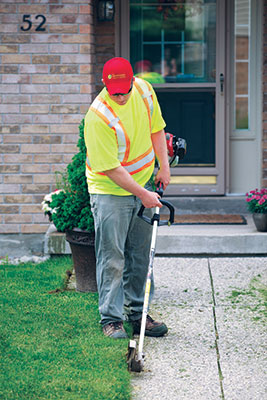 Gelderman Landscape Services seeks out clients who have been frustrated by other companies.