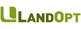 LandOpt logo