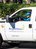 BrightView truck