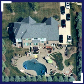 Nearmap Aerial Imagery Landscape Management - Current aerial maps