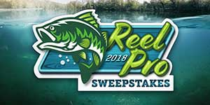 Bass Reel Pro sweepstakes logo