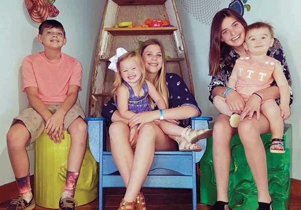 Blake Shelton's five kids