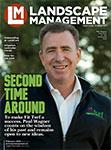 Landscape Management February 2018 cover. Photo by Timothy Devine, timothydevine.com